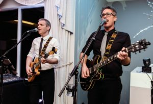 Brightside Duo Wedding Band Melbourne
