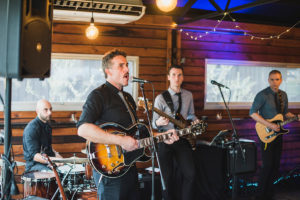Melbourne Wedding Band Brightside Duo