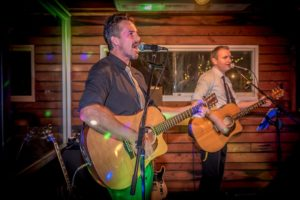 Melbourne Wedding Duo Brightside Duo perform at Zonzos